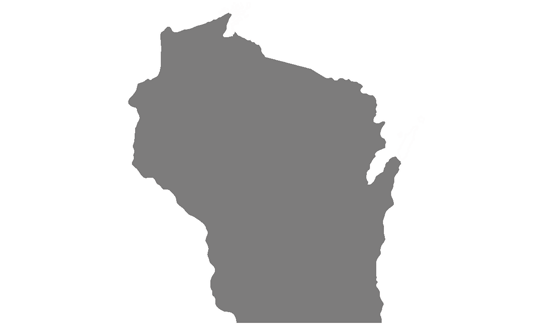 Wisconsin State News.Net - map