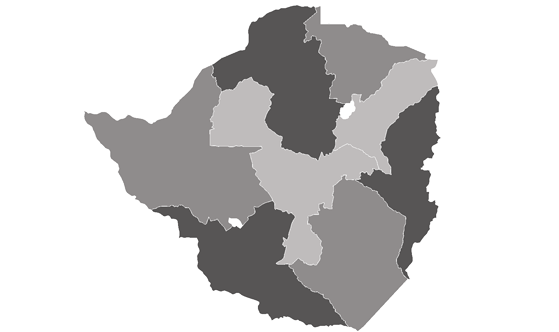 Zimbabwe News.Net - map